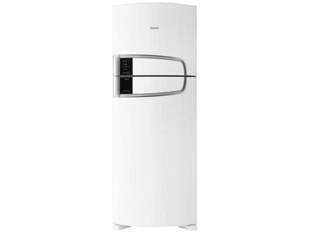Geladeira/Refrigerador Consul Frost Free Duplex - 437L Bem Estar CRM55 ABANA Branco 110V/220V