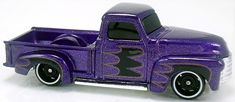 52 Chevy Hot Wheels Trucks 100 Years Carrinho De Brinquedo Magazine Luiza