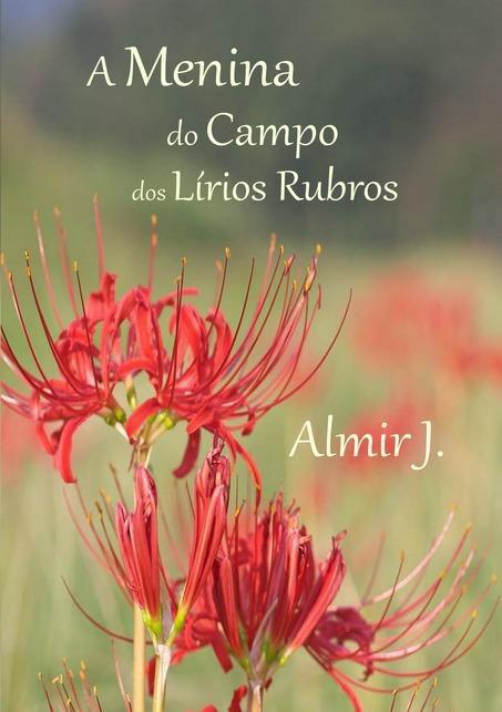 A Menina Do Campo Dos Lirios Rubros Clube De Autores Livros De Religiao Magazine Luiza
