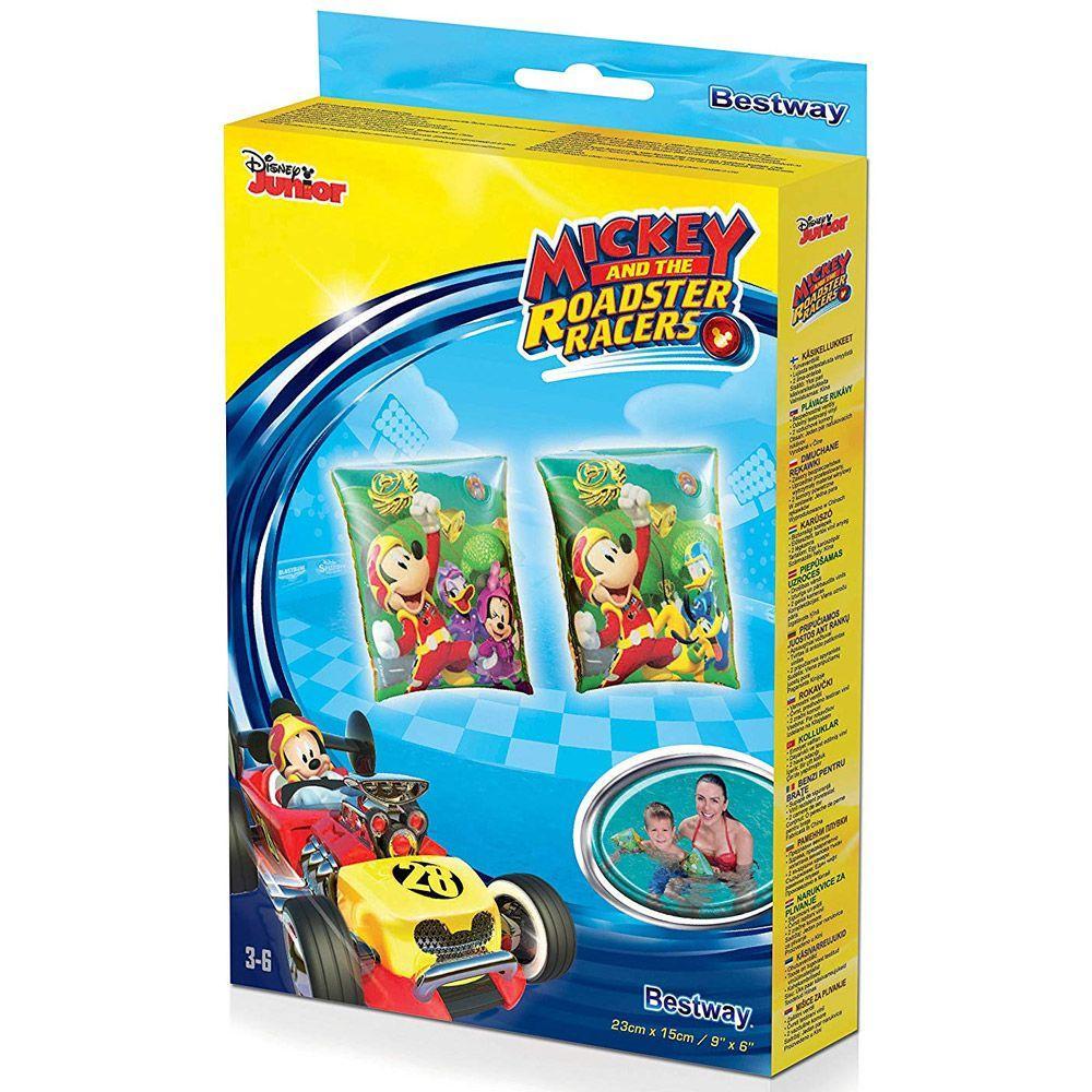 05b6103f9d04 Acessórios de Praia e Piscina - Boia de Braço - Disney - Mickey Mouse -  Bestway - New toys R$ 19,99 à vista. Adicionar à sacola