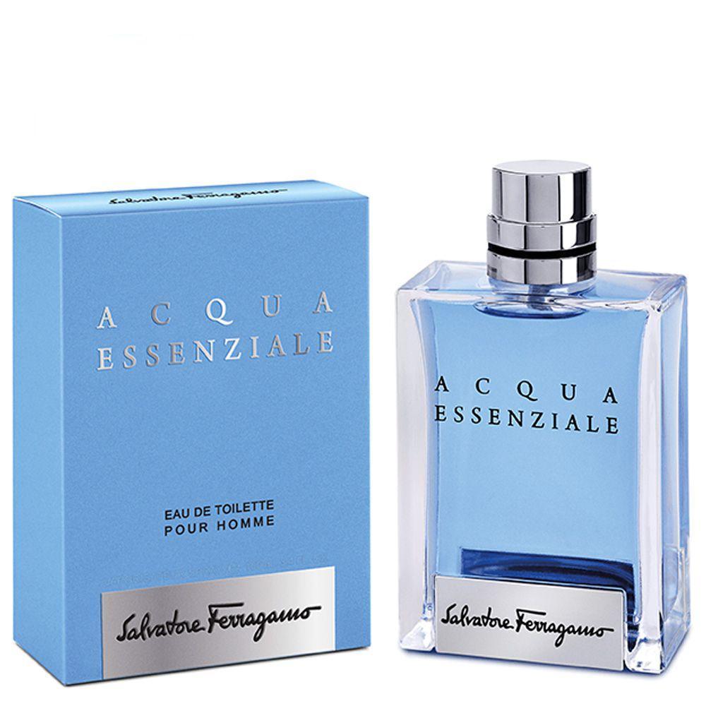 Acqua Essenziale Salvatore Ferragamo - Perfume Masculino - Eau de Toilette  R  126,00 à vista. Adicionar à sacola 0561250736