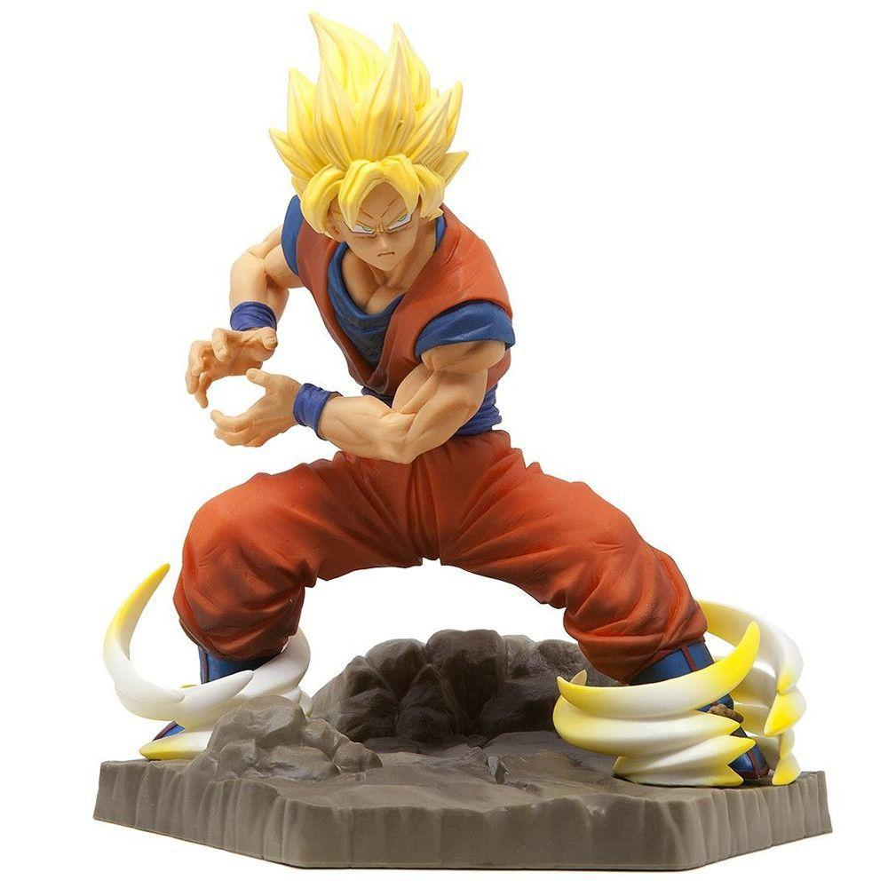 DRAGON BALL Z Absolute Perfection Vegeta SSJ Pvc Figure Banpresto