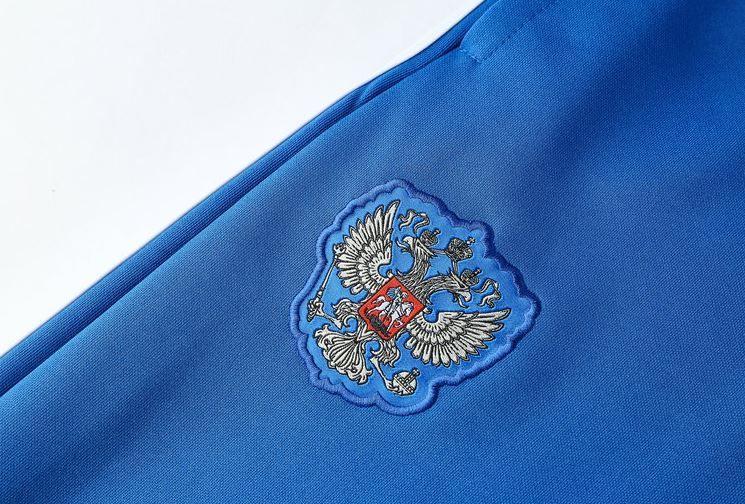 Agasalho da seleção da Rússia 2018 - Torcedor Adidas Masculina R  300 8fd38910af714
