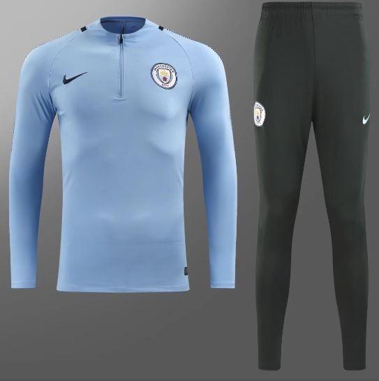 e76473cb2c Agasalho de Treino do Manchester City 17 18 - Torcedor Nike Masculina R   300