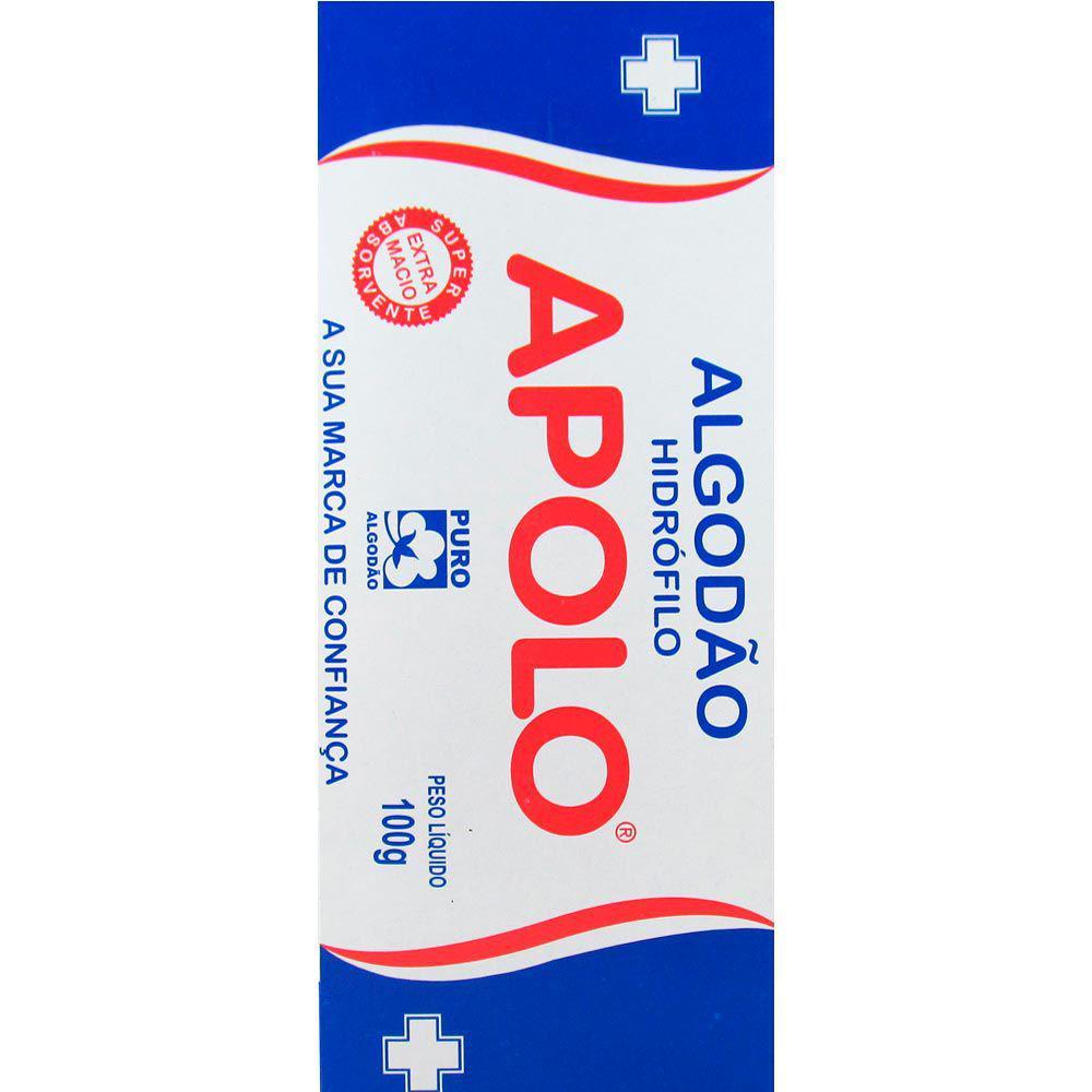 853f165755ff6c Algodão Multiuso 100g - Apolo - Algodão - Magazine Luiza