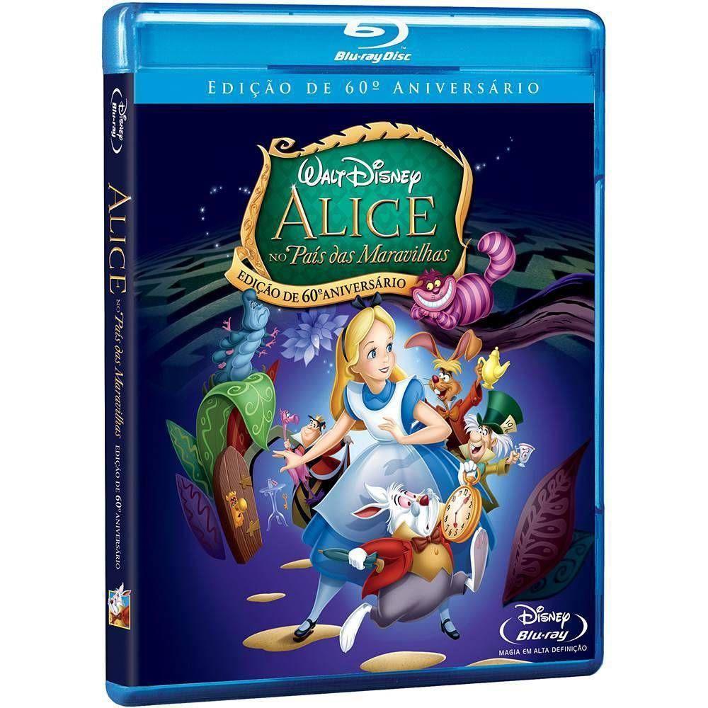 Alice Nos Pais Das Maravilhas Filme Online alice - no país das maravilhas (blu-ray) - disney