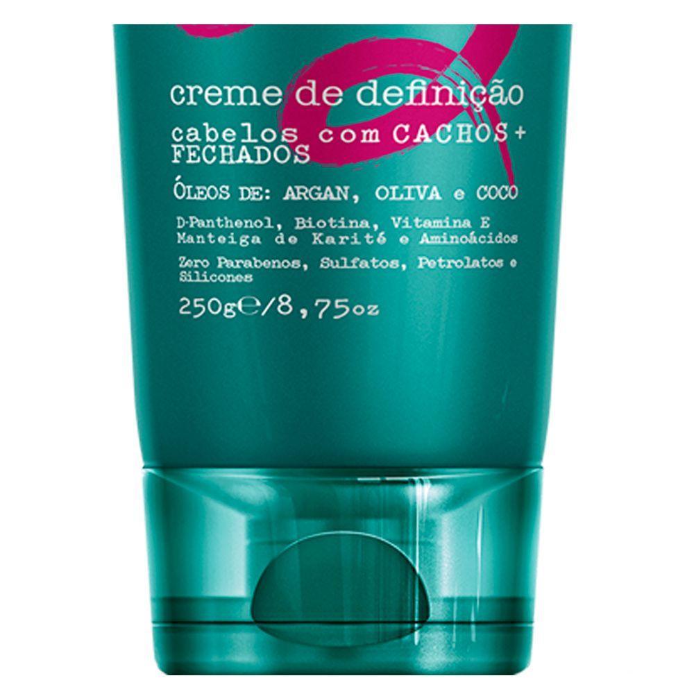 Amend Cachos - Leave-In Cachos mais Fechados - Cabelo e maquiagem ... 5029a2a1cd20a