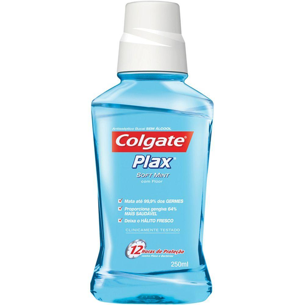 958978de89 Antisséptico Bucal Colgate Plax Soft Mint 250 ml Produto não disponível