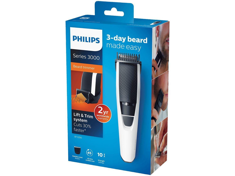 c25d8a501 Aparelho de Barbear/Barbeador Philips - BeardTrimmer Series 3000 ...