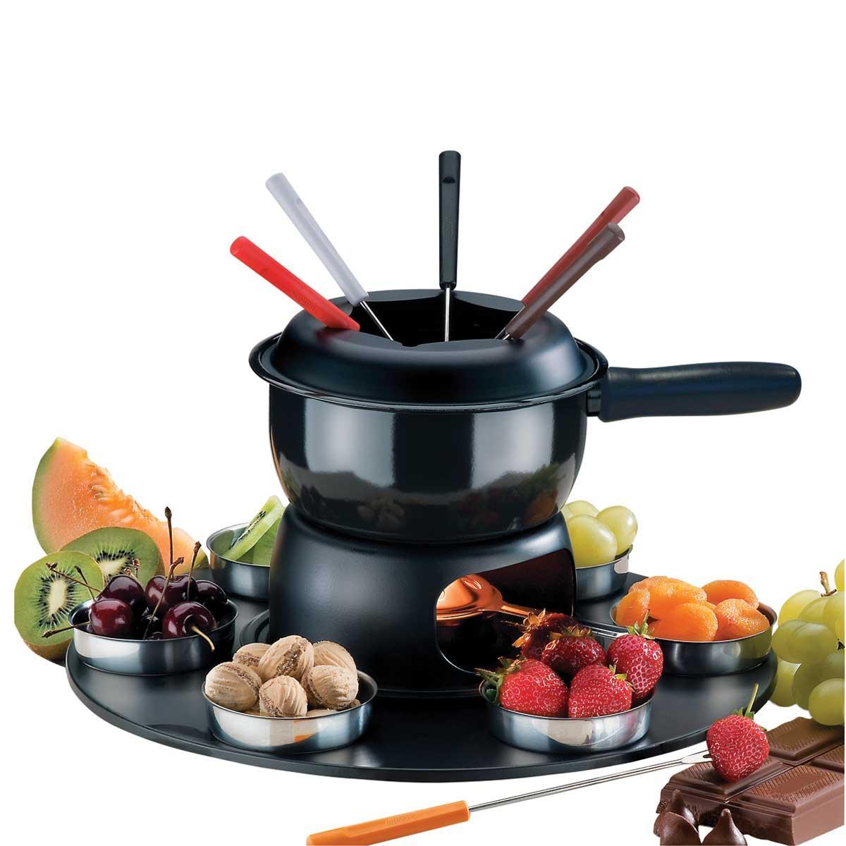 Resultado de imagem para aparelhos de fondue como usar