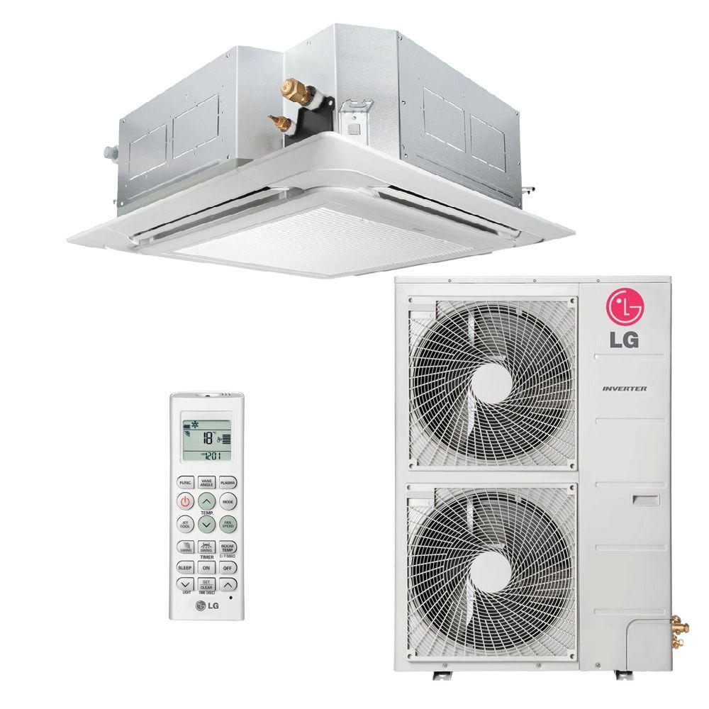 Ar Condicionado Split Cassete Inverter LG 50.000 BTUs Quente Frio 220V  Monofásico Produto não disponível 9901eefe52