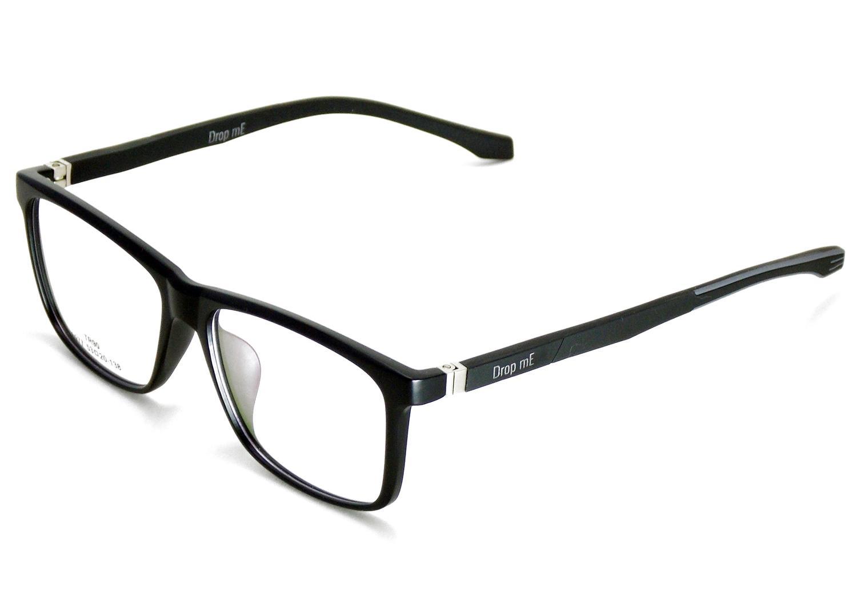 Armação Óculos de Grau Drop mE Acetato TR90 Preto Hastes Flex - Drop me  acessorios R  229,90 à vista. Adicionar à sacola 34235dc6de