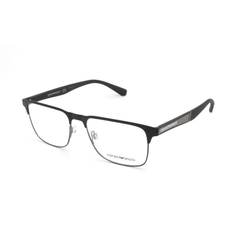 39669084f Armação Óculos de Grau Emporio Armani Masculino EA1061 3001 R$ 352,75 à  vista. Adicionar à sacola