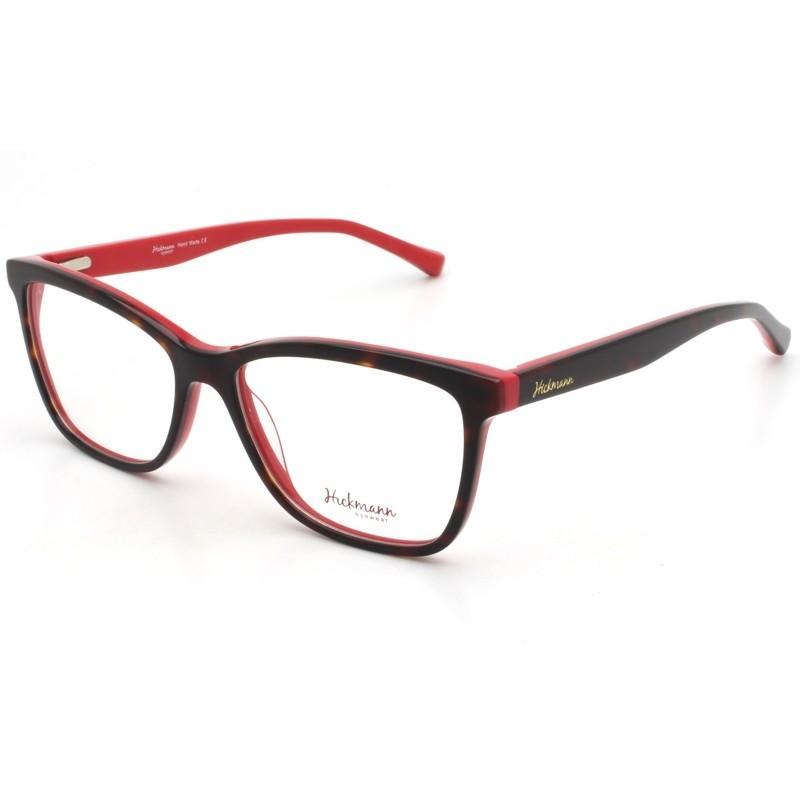 02694019c Armação Óculos de Grau Hickmann Feminino HI6080 G23 R$ 272,00 à vista.  Adicionar à sacola