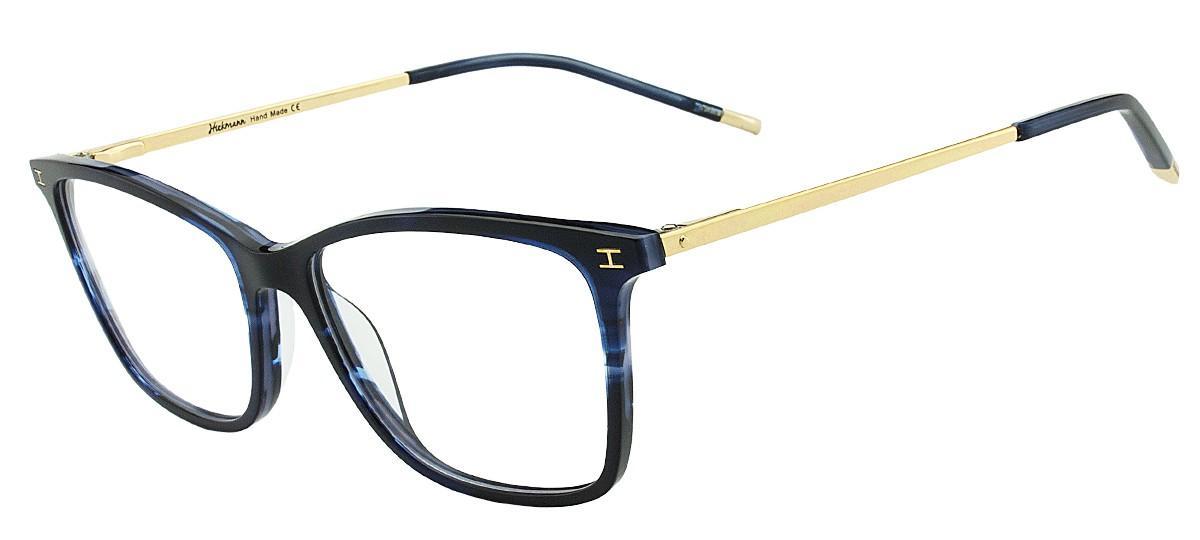 4548ccdc2 Armação Óculos de Grau Hickmann Feminino HI6093 E03 R$ 357,00 à vista.  Adicionar à sacola