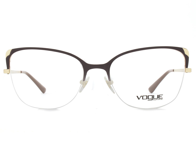 476c8a95c Armação Óculos de Grau Vogue Feminino Metallic Beat VO4077 997 R$ 312,80 à  vista. Adicionar à sacola