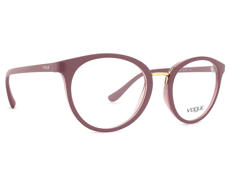 558e23bfe5f26 Armação Óculos de Grau Vogue Feminino Outline VO5167L 2554 R  306,85 à  vista. Adicionar à sacola