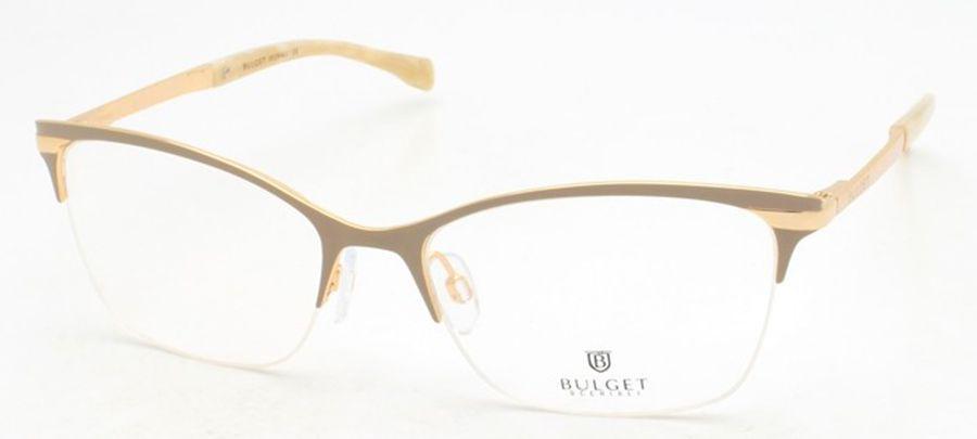 b663a9f61 Armação para óculos de grau bulget bg 1564 - Óptica - Magazine Luiza