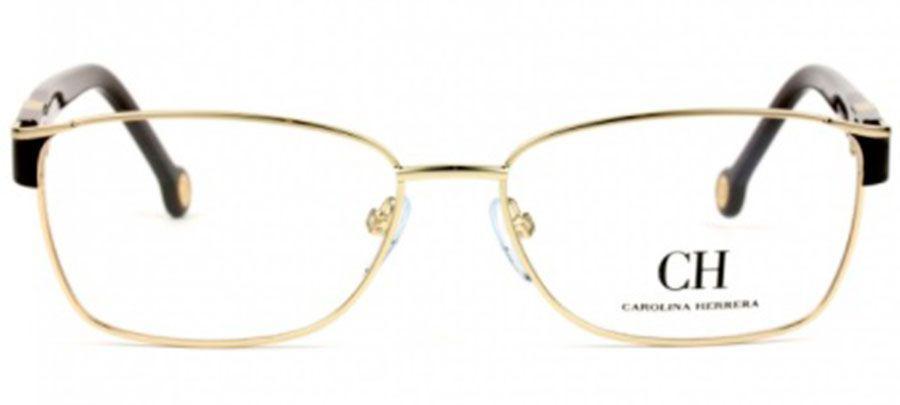 1f46d47aaa2f0 Armação para óculos de grau carolina herrera vhe 063 R  834,00 à vista.  Adicionar à sacola