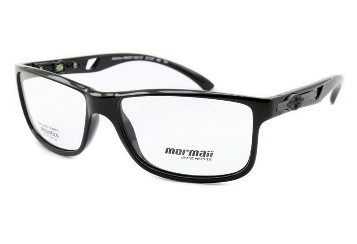 2886b0f17 Armação Para Óculos de Grau Mormaii Atlântico M6007 A02 57 R$ 199,00 à  vista. Adicionar à sacola