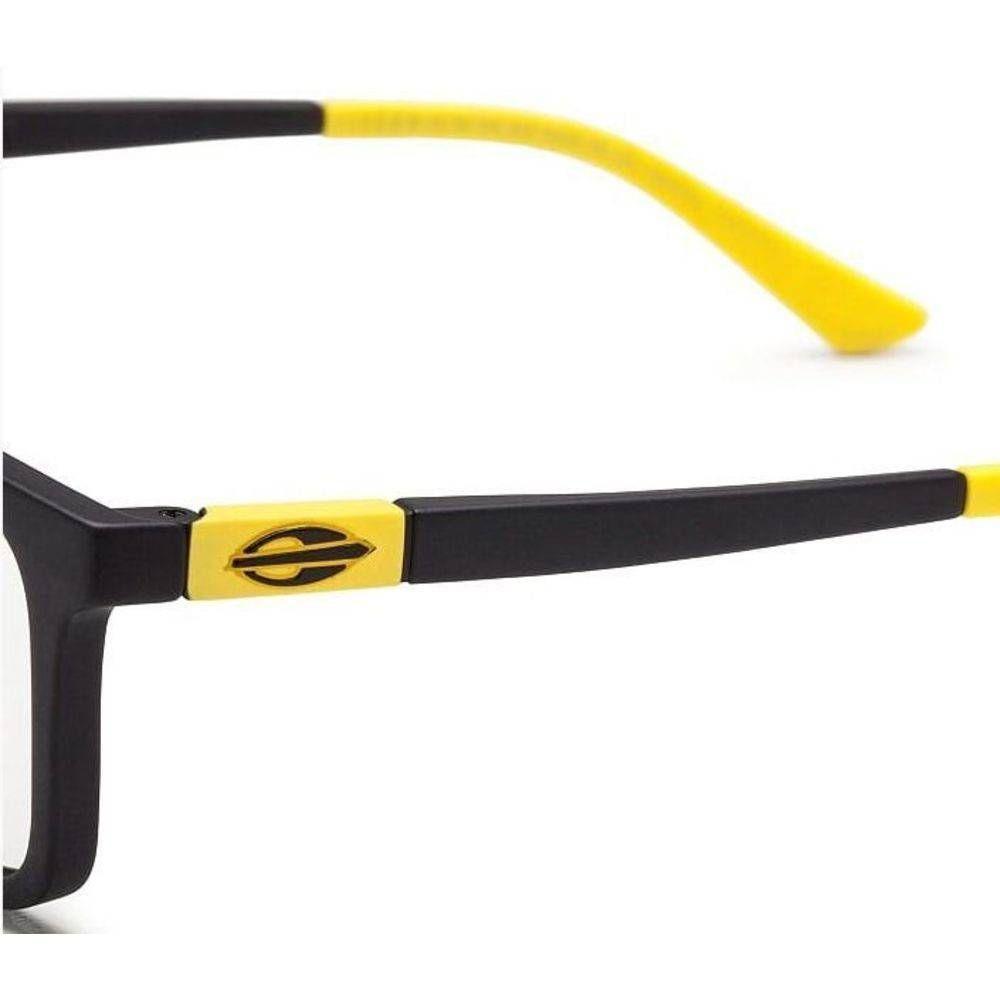 Armação receituário mormaii slide nxt infantil preto fosco preto-amarelo R   249,00 à vista. Adicionar à sacola 78de64b9ed