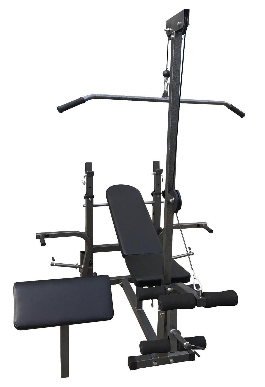 75de36a634 Banco de Supino 367 Estação de musculação aparelho ginastica - WCT Fitness  Produto não disponível