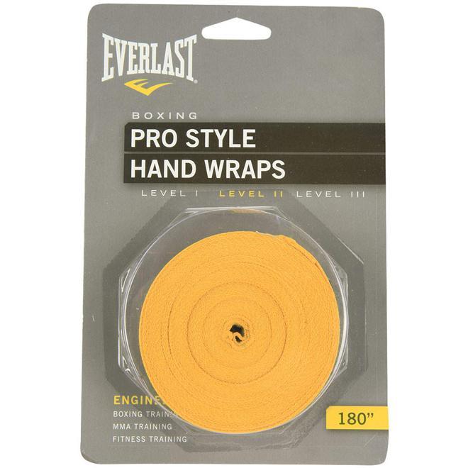 Bandagem Elástica Everlast 180 4 c6b5570fb4dd9