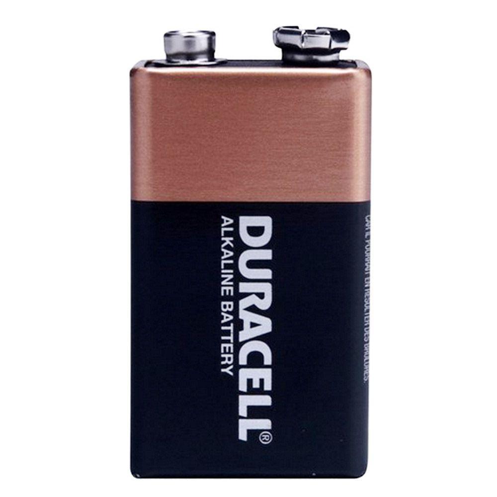 Bateria Alcalina 9V Com 1 Unid. MN-1604 - Duracell ...
