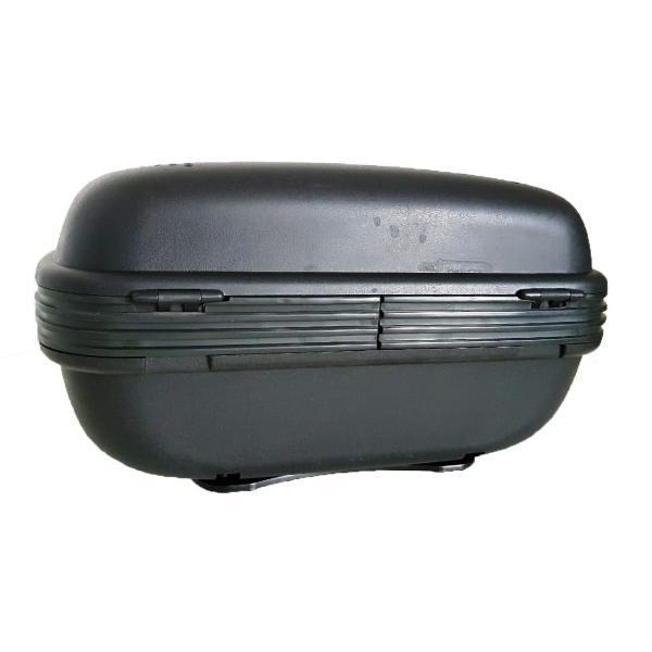 2a4aa234c4f61 Baú Para Moto Bauleto 48 Litros Com Kit Instalação E Chave TEEM Modelo TM  5542 R  100