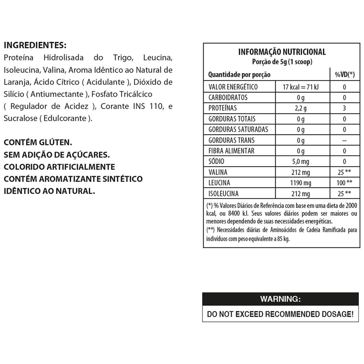 e3e937a6b BCAA Powder VO2 - Integralmédica - BCAA - Magazine Luiza