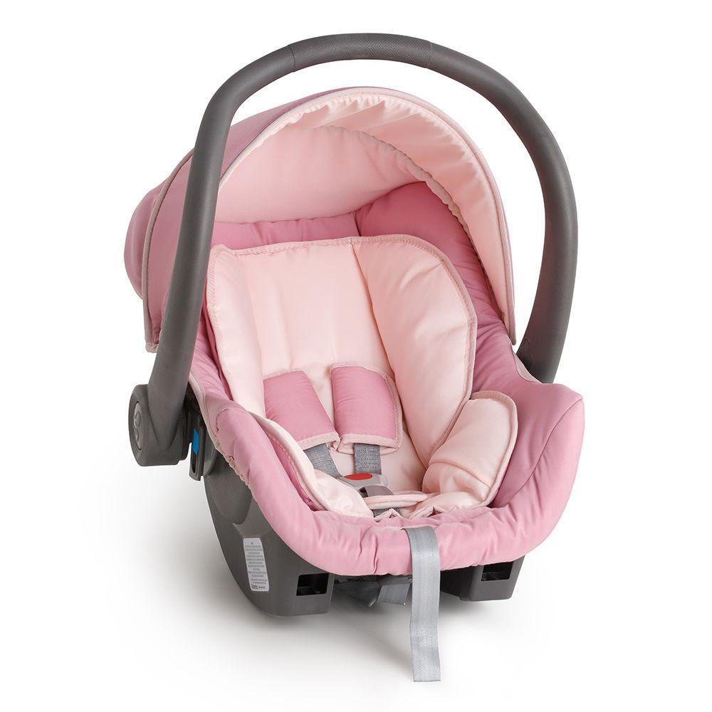 bb28380f44 Bebê Conforto Galzerano Cocoon Rosa Bebê Grafite R$ 299,00 à vista.  Adicionar à sacola