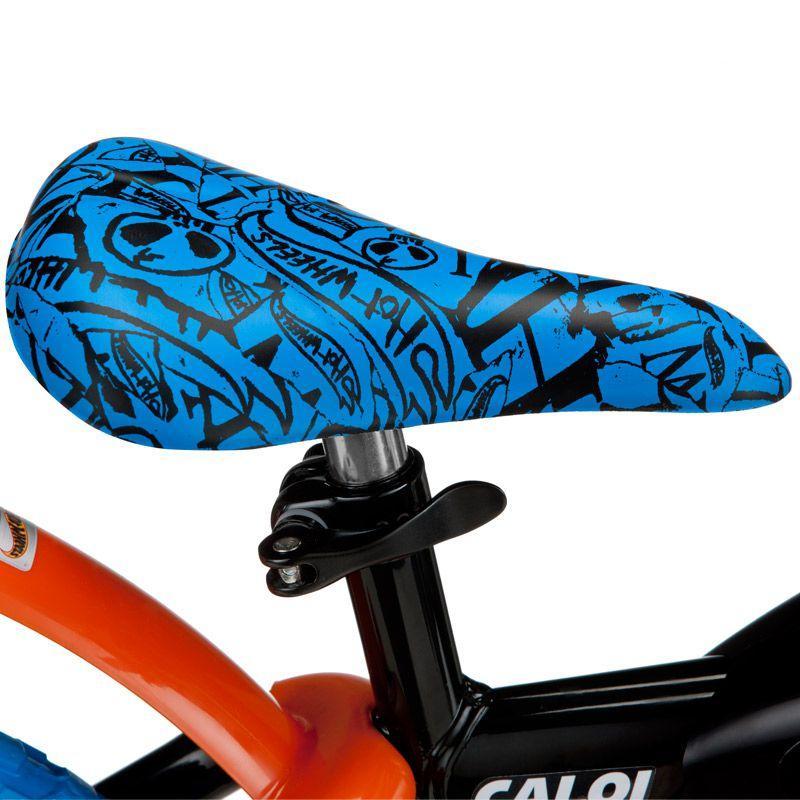 74a4edc27 Bicicleta Aro 12 - Hot Wheels - Caloi - Ciclismo - Magazine Luiza