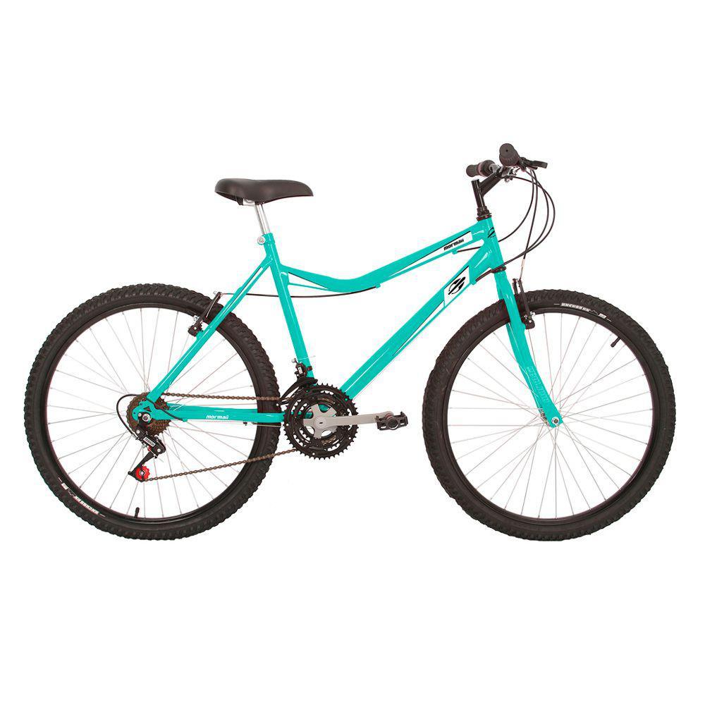 Bicicleta aro 26 mountain bike jaws mormaii azul tok stok Produto não  disponível 50f29dc172