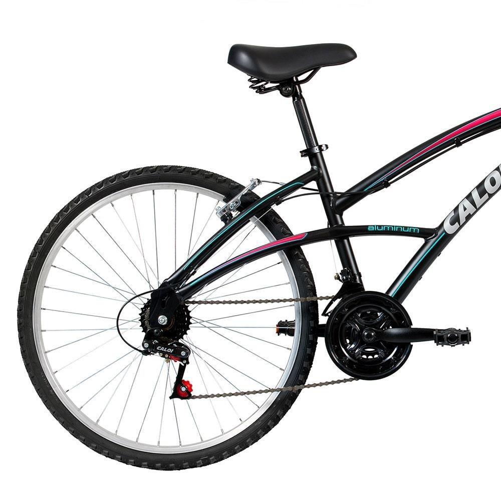 7e7ed0e92 Bicicleta Caloi 100 Feminina Aro 26