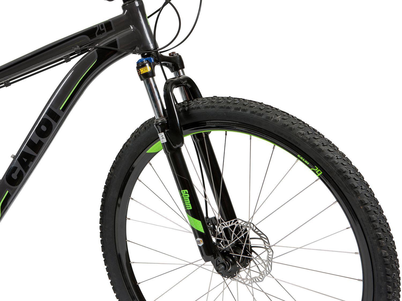 b34f067ac Bicicleta Caloi 29 A18 21 Marchas - Suspensão Dianteira Câmbio ...