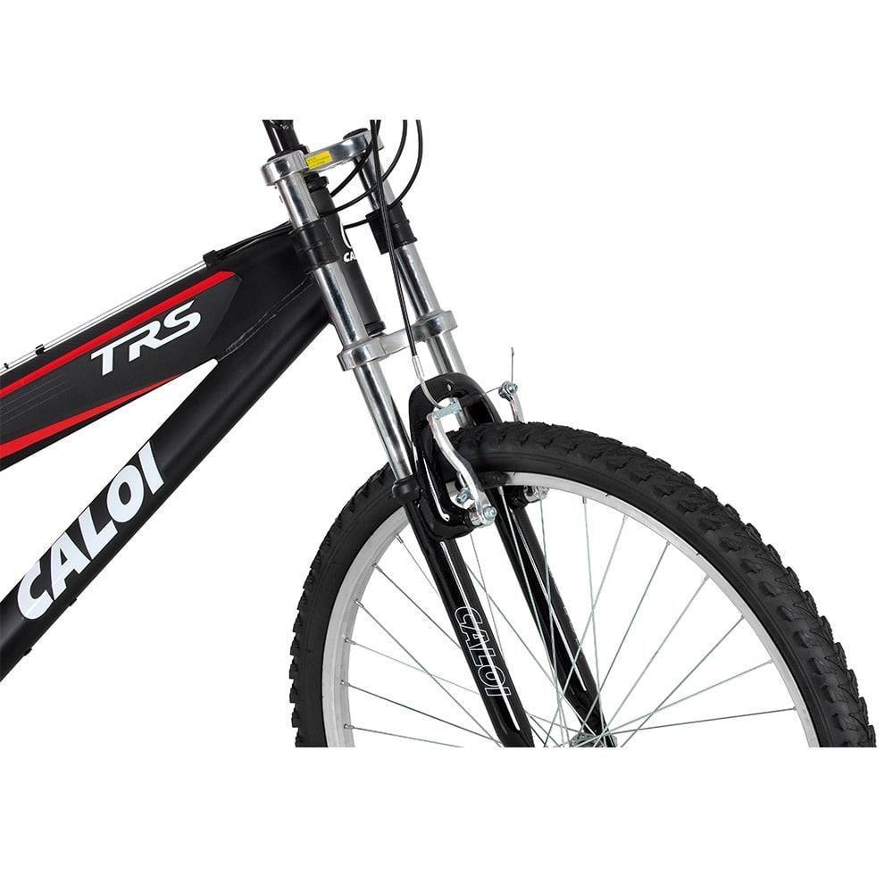 83bafcf12 Bicicleta Caloi TRS Aro 26 21 Marchas