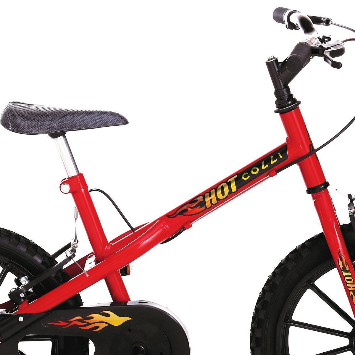 802904306 Bicicleta Colli MTB Hot Aro 16 Masculino - 112.16D - Bicicleta ...