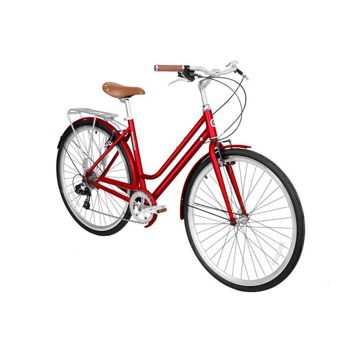 b1a1630c9 Bicicleta feminina gama metropole aro 700 mettalic cherry - Gama bikes R$  1.599,00 à vista. Adicionar à sacola