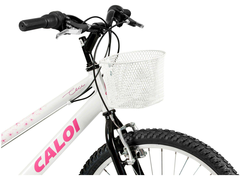 ... Bicicleta Infantil Aro 24 21 Marchas Caloi Ceci. Clique abaixo para  ouvir a dica ff695178b2327