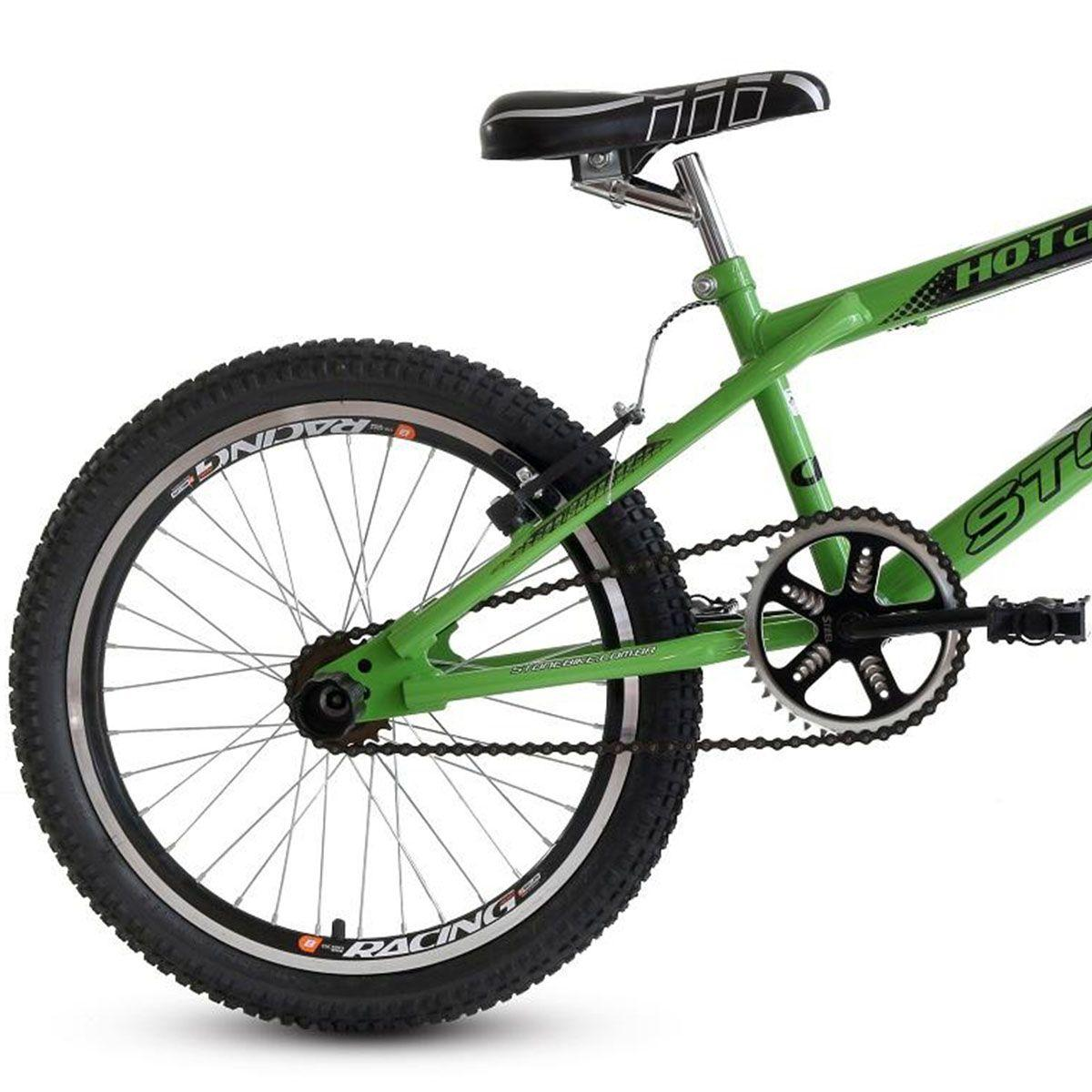 c56919ad5 Bicicleta Infantil Masculina Hot Cross Aro Aero 20 Stone Bike - Stone bikes  R  588
