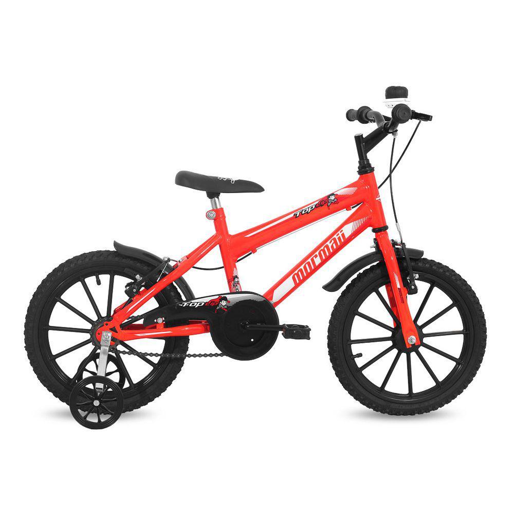 Bicicleta mormaii aro 16 infantil LARANJA - Bicicleta - Magazine Luiza 4febb4801e