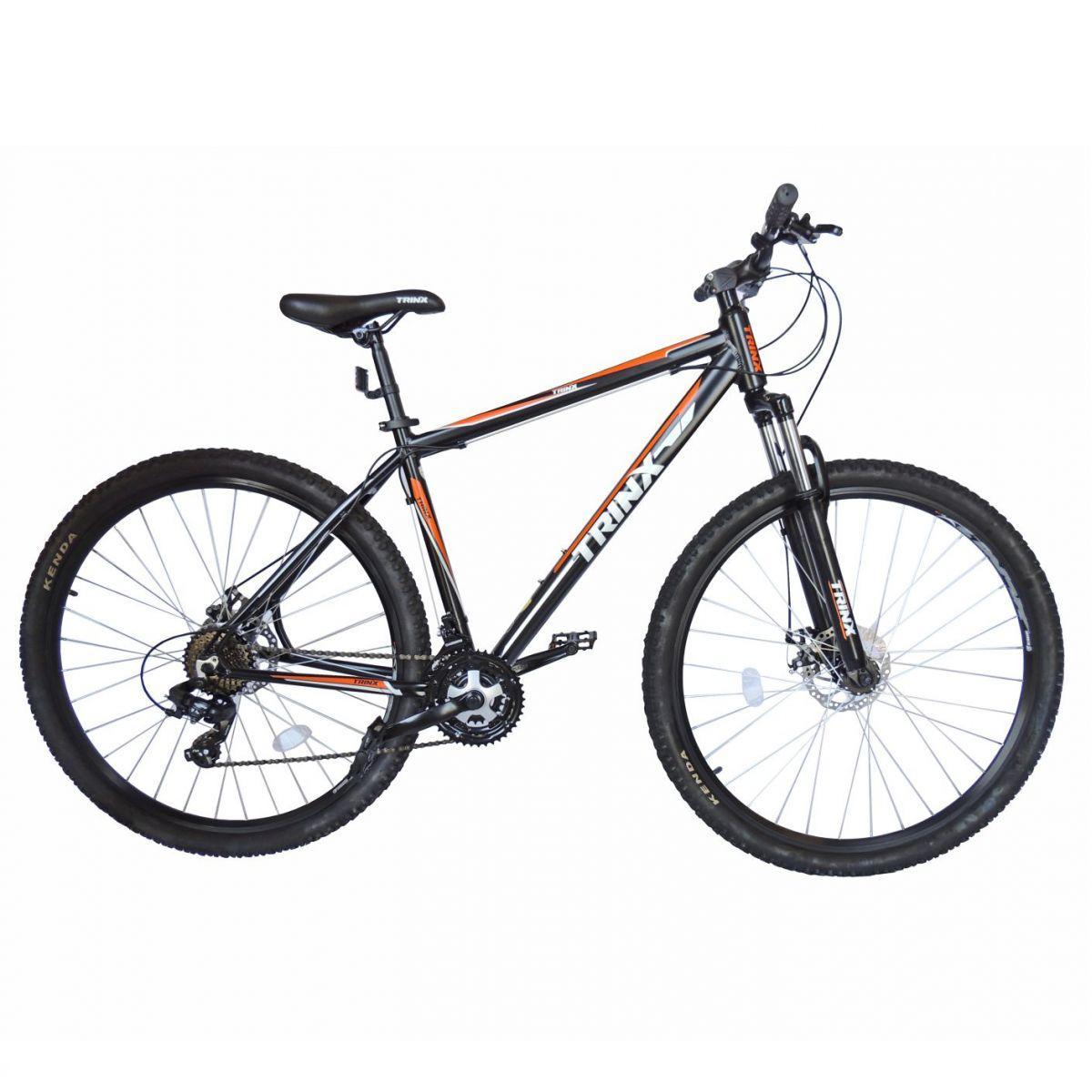 Resultado de imagem para bicicleta First aro 29 laranja e prata