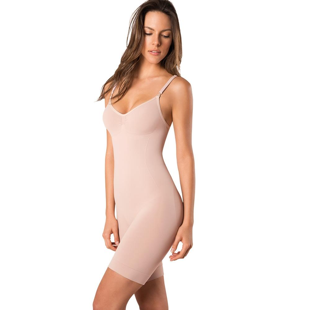 c4da6051a Body Loba Slim Emana Nude - Lupo - Vestuário Esportivo - Magazine Luiza