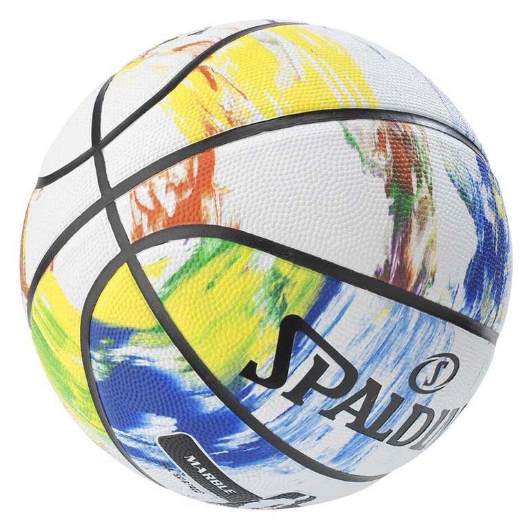 abbe0034d4aad Bola de Basquete NBA MARBLE SERIES RAINBOW 83636Z Spalding - Bola de ...