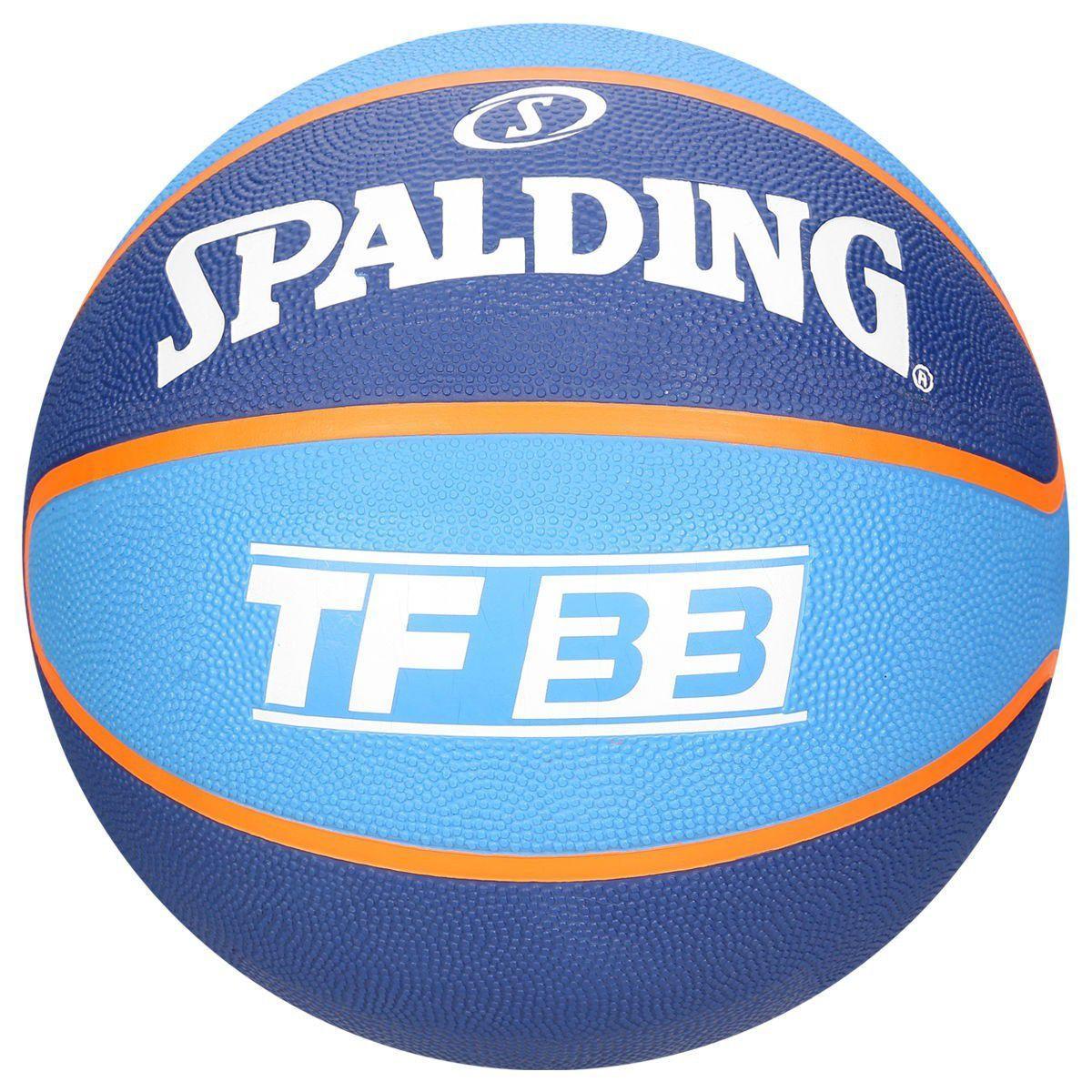 Bola de Basquete Spalding NBA 3X TF 33 - Bola de Basquete - Magazine ... 37b2ee7d896f9