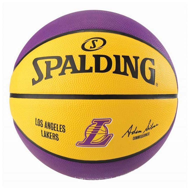 Bola de Basquete Team NBA Tamanho 7 Spalding - Basquete - Magazine Luiza 53493c9872cb9