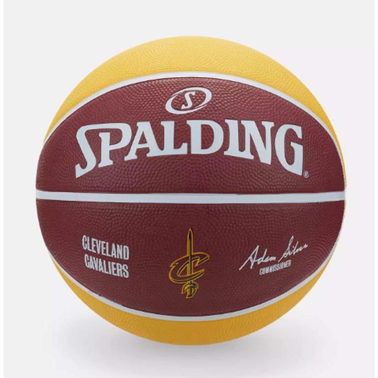 Bola de Basquete Team NBA Tamanho 7 Spalding - Basquete - Magazine Luiza ecf53463abc47
