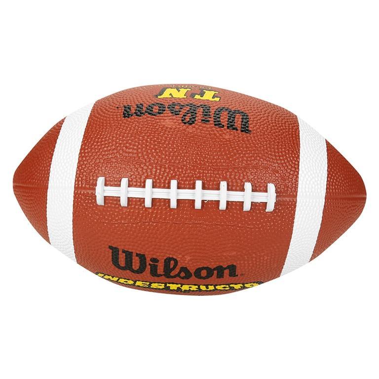 Bola de Futebol Americano Top Notch Wilson - Futebol Americano ... 65ac83d92d50e