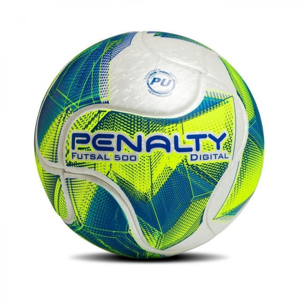 913656c564a66 Bola De Futebol De Futsal Digital 500 Termotec - Penalty - Digital esportes