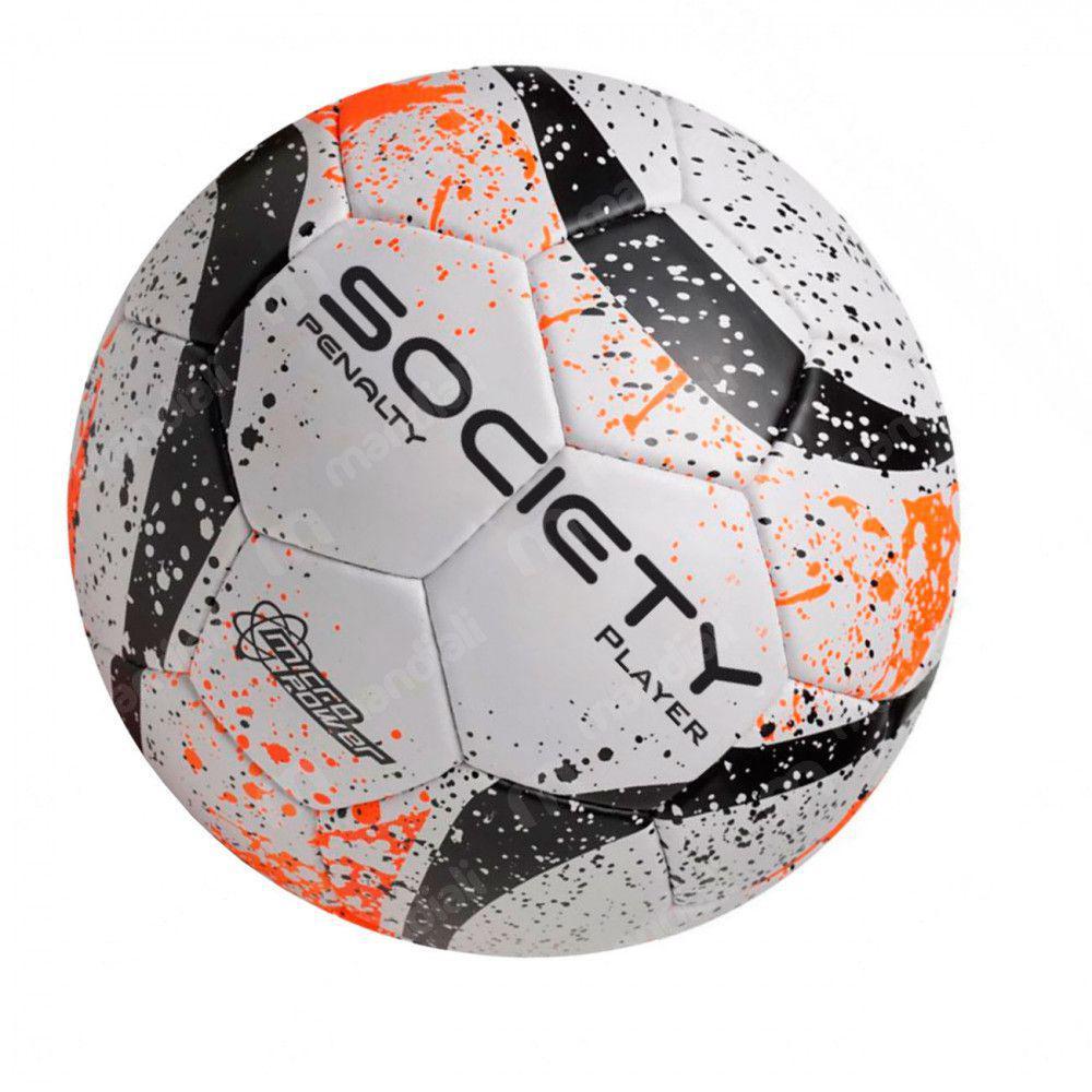 8fbf7f459 Bola de Futebol Society Player Ii Alaranjada penalty Produto não disponível